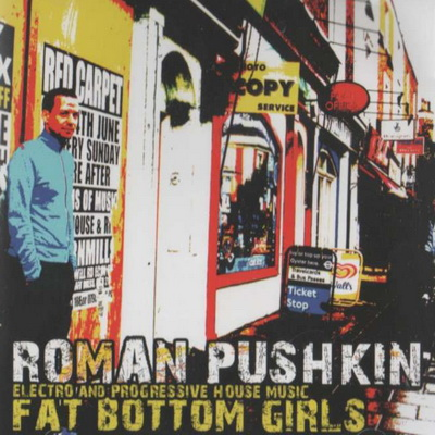 Fat bottomed girls cover